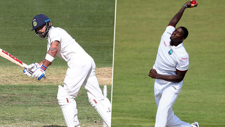 India vs West Indies, 1st Test 2019: Virat Kohli vs Jason Holder and Other Exciting Mini Battles to Watch Out For in Antigua