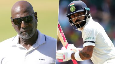 Virat Kohli Says, 'I Look to Middle Everything Even at the Nets' While Talking to Vivian Richards