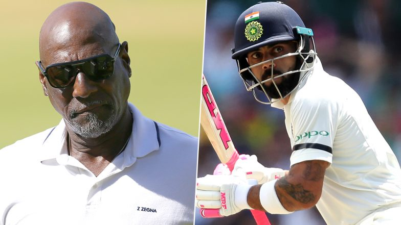 Vivian Richards Hails Virat Kohli Ahead of 1st India vs West Indies Test, Says 'I See the Same Passion in You'