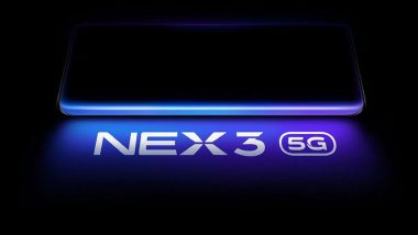 Vivo NEX 3 5G Likely To Get New Customisable Camera UI: Report