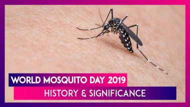 World Mosquito Day 2019: History, Significance & More About The World's Deadliest Killers