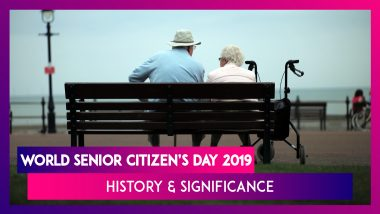 World Senior Citizen's Day 2019: History, Significance Of The Day That Addresses Concerns Of Elderly