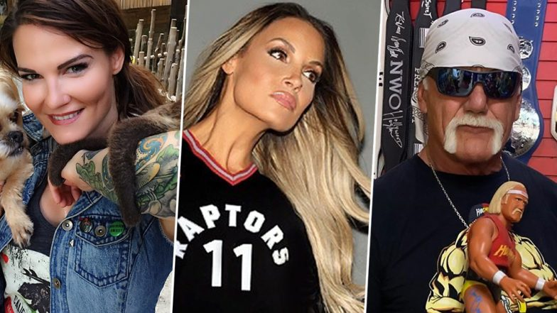 WWE SmackDown 20th Anniversary Celebration Episode To Have Hulk Hogan, Trish Stratus, Lita and Sting on the Show