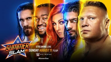 WWE SummerSlam 2019 Match Card & Preview: Brock Lesnar vs Seth Rollins, Kofi Kingston vs Randy Orton and Other Mouth-Watering Clashes to Watch Out For at the Mega Event