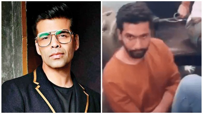 Was Vicky Kaushal on Dope or Just Ill? Karan Johar Reveals What Really Happened at His Controversial Party – Watch Video