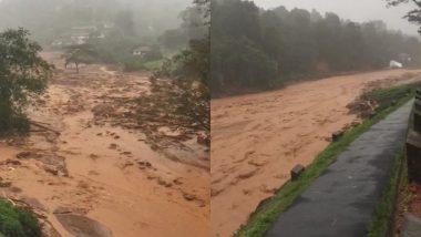 Wayanad: Landslide After Heavy Rain in Meppadi, Two Dead