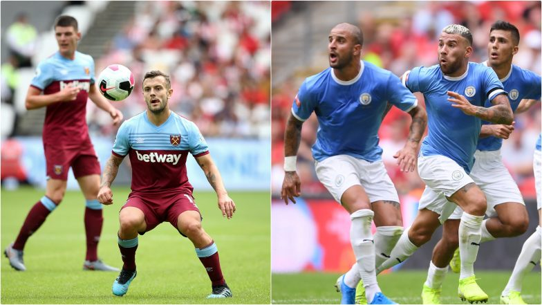 West Ham United vs Manchester City, Premier League 2019–20 Free Live Streaming Online: How to Get EPL Match Live Telecast on TV & Football Score Updates in Indian Time?