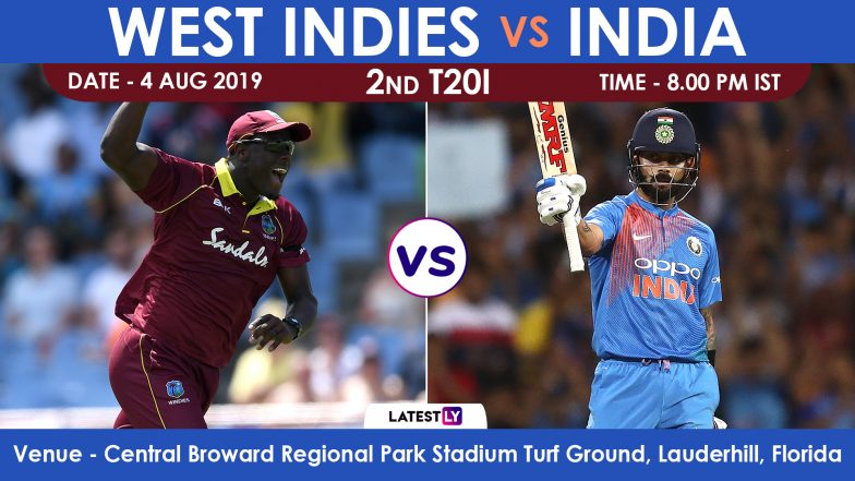 India vs West Indies 2nd T20I 2019 Match Preview, Likely
