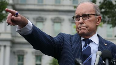 Donald Trump Wants Trade Pact with China But Must Be 'Right Deal', Says White House Economic Advisor Larry Kudlow