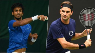 Who Is Sumit Nagal, Roger Federer's First Round Opponent in US Open 2019? Five Things to Know About 22-Year-Old Indian Tennis Player