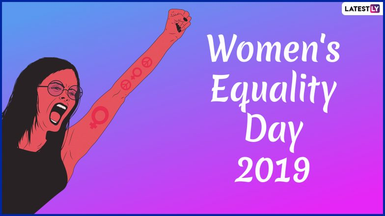 Women's Equality Day 2019 Date: Know History & Significance Celebrating Equal Rights & Opportunities in the United States