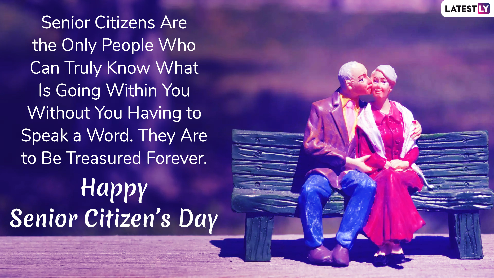 World Senior Citizen S Day 2019 Wishes Whatsapp Messages Gif Images Sms Quotes And Greetings To Send On August 21 Latestly