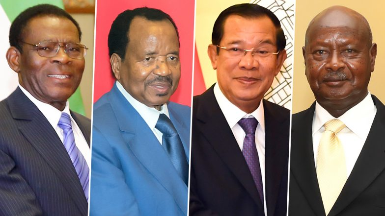 World's Longest-Serving Leaders: From Monarchs to ...