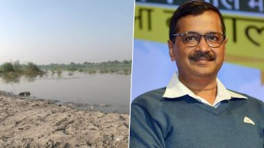 Yamuna Water Level Crosses Danger Mark in Delhi Post Heavy Rains in Himalayan States, Arvind Kejriwal Calls for Emergency Meeting