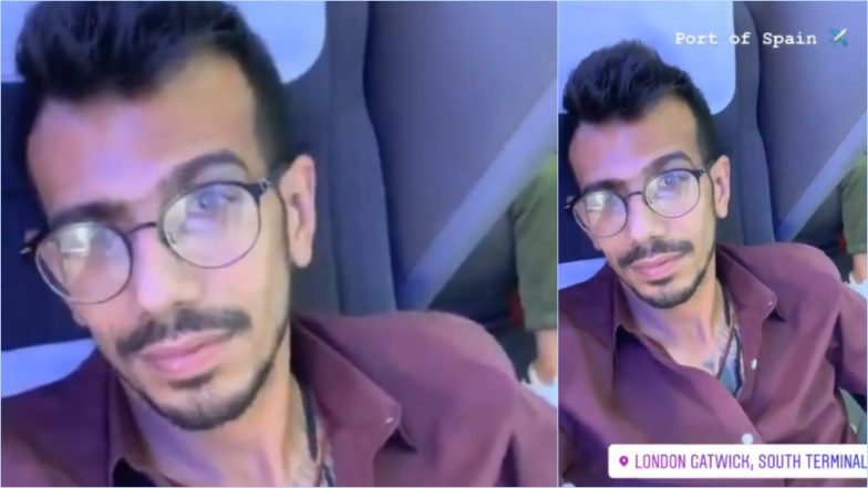 Yuzvendra Chahal Does 'Eyebrow Dance' on Twitter, Netizens Post Funny Memes On Indian Cricketer's 'Naina'