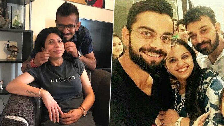 Happy Raksha Bandhan 2019: Virat Kohli, Yuzvendra Chahal and Other Indian Cricketers With Their Sisters (View Pics)