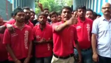 Zomato Delivery Staff in West Bengal on Strike After Allegedly Being Forced to Deliver Beef And Pork
