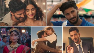 The Zoya Factor Trailer: Sonam Kapoor Bowls Over Dulquer Salmaan and the Indian Cricket Team in This Quirky Comedy (Watch Video)