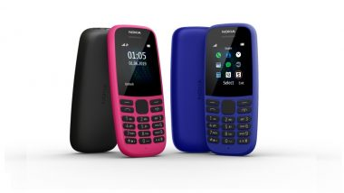 New Nokia 105 Feature Phone Launched in India; Prices, Features & Specifications