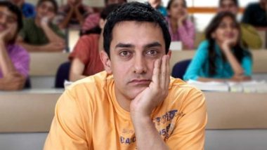 Aamir Khan Shares His Favourite Scene From 3 Idiots on Twitter and No Points for Guessing Which One It Is