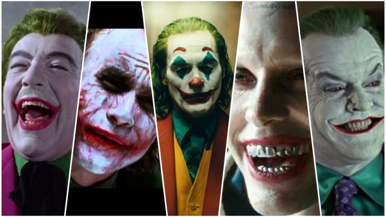 Joker: Joaquin Phoenix to Jack Nicholson, All The Actors Who Played Joker in Batman Films