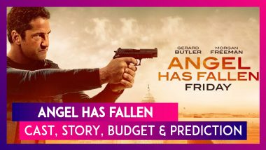 Angel Has Fallen: Cast, Story, Budget, Prediction Of The Gerard Butler And Morgan Freeman Starrer