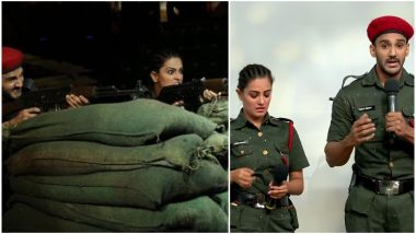 Nach Baliye 9: Anita Hassanandani and Rohit Reddy's 'Khoon Chala' Tribute To The Indian Army Will Give You Goosebumps! (Watch Video)