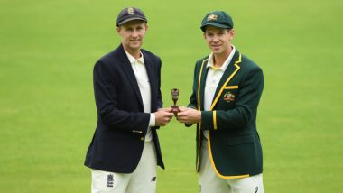 Live Cricket Streaming of England vs Australia Ashes 2019 Series on SonyLIV: Check Live Cricket Score, Watch Free Telecast of ENG vs AUS 1st Test Day 1 on TV & Online