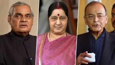 From Atal Bihari Vajpayee, Manohar Parrikar, Sushma Swaraj to Arun Jaitley, Demise of BJP Stalwarts Leaves Void in Indian Polity