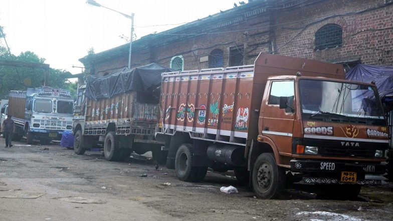 Kolkata Truckers Call off Strike Till September 8, After Mamata Banerjee Assures to Meet And Resolve Issues