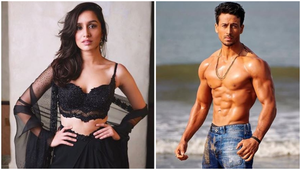Tiger Shroff Confesses He Had a Crush on Baaghi 3 Co-Star Shraddha Kapoor When They Were in School