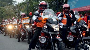 RAKSHITA: Bike Ambulance Developed by CRPF, DRDO Set to Launch Tomorrow in Delhi