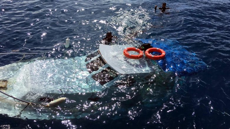 DR Congo: Boat Capsizes in Lake After Hitting Rocks, 7 Dead