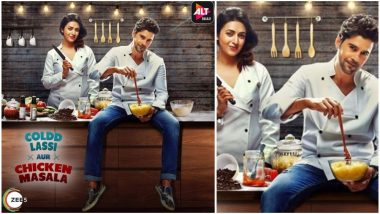 ALTBalaji's Coldd Lassi Aur Chicken Masala: Divyanka Tripathi and Rajeev Khandelwal's Love Story is Going to be Sugar, Spice and Everything Nice!