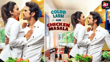 ALTBalaji's Coldd Lassi Aur Chicken Masala: Divyanka Tripathi and Rajeev Khandelwal Ooze Passion In This New Poster!