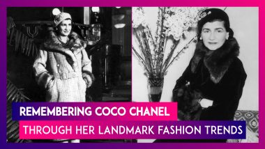 Coco Chanel's 136th Birthday: A Look At How The French Milliner Revolutionised Women's Fashion