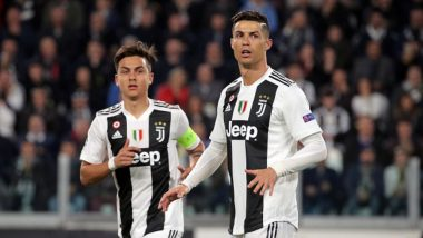Juventus Manager Maurizio Sarri Spills the Beans on Relationship Between Cristiano Ronaldo & Paulo Dybala, Says, 'No Problems Between the Two'
