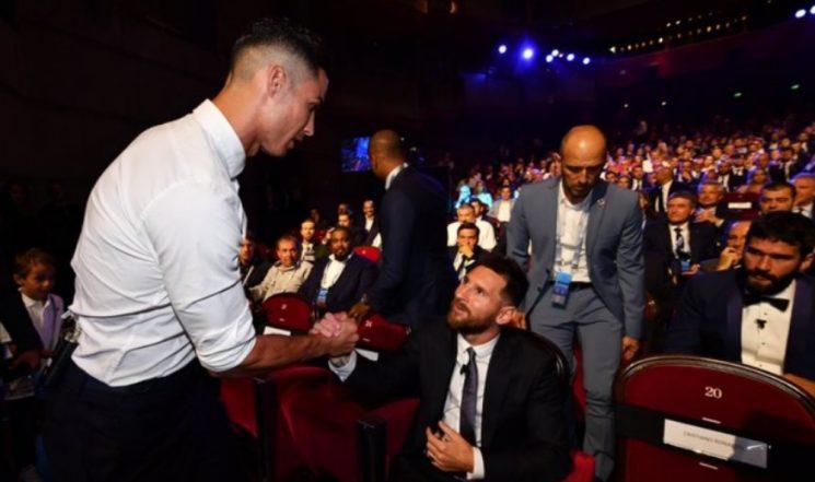 Lionel Messi Ahead of Cristiano Ronaldo in Leaked FIFA 2020 Rankings