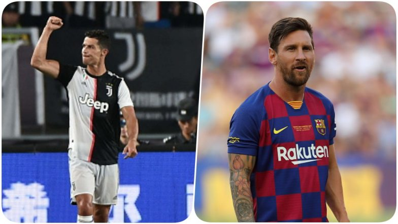 Cristiano Ronaldo Points Out the Difference Between Him and Lionel Messi