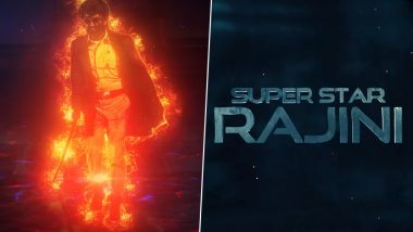 Darbar Motion Poster: Rajinikanth is a Cop Forged in Fire in This Dynamic Teaser Video