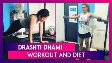 Drashti Dhami Workout and Diet: How 'Madhubala' of Television Keeps Herself Super Fit and Sultry
