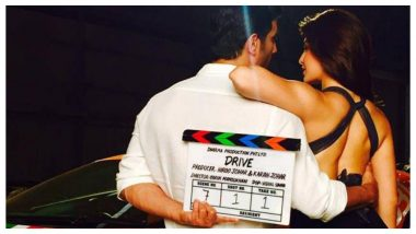 Sushant Singh Rajput's Drive Has Been Removed from Dharma Productions' Release Roster