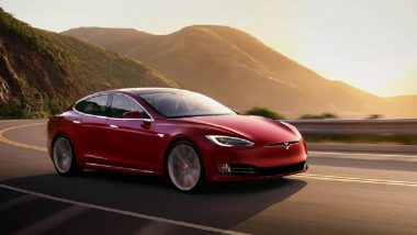 Tesla Model S Electric 'Ultra-Secure' Car Stolen by Thieves in Just 30 Seconds