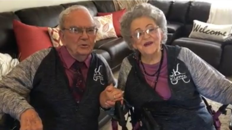 Relationship Goals! California Couple Reveal They Are Happily Married for 68 Years by Wearing Matching Outfits Everyday