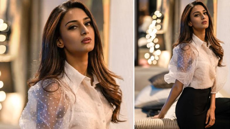 Erica Fernandes Shows Us How to Make a Chic Style Statement in Black and White (View Pic)
