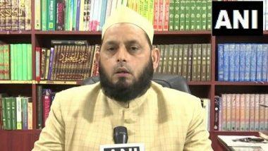 Eid al-Adha 2019: On Bakr-Id Do Not Sacrifice Animals Prohibited by Government, Says Imam Maulana Khalid Rasheed Firangi Mahali