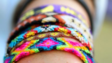 Happy Friendship Day 2019! Five Easy Ways to Make DIY Friendship Bands for Your Buddies (Watch Video)