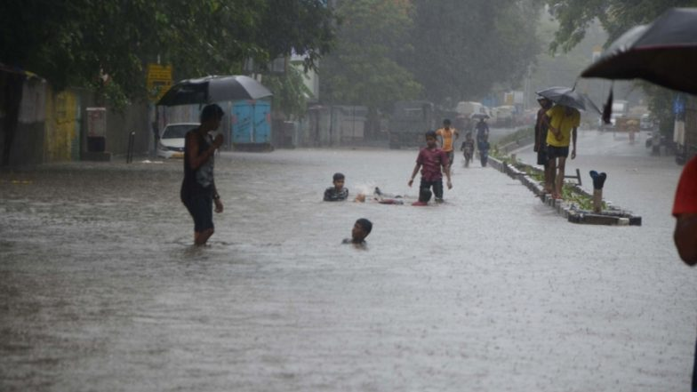 Rajasthan Floods: 4 Dead After Three Districts Submerged in Water; Rescue Operations Underway