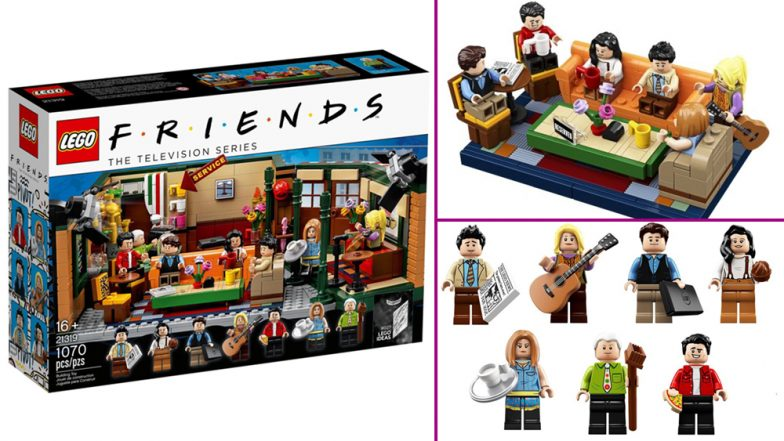 FRIENDS Lego Set: Build Your Own 'Central Perk' As Toy Company Launches Figurines of Rachel, Ross, Chandler, Monica, Joey, Phoebe and Gunther!