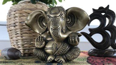 Ganesh Chaturthi 2019 Bhajan With Lyrics by Anuradha Paudwal and Anup Jalota: Listen to These Devotional Ganpati Songs During Ganeshotsav (Watch Videos)